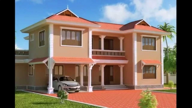 Must See Exterior Designs Of Homes Houses Paint Designs Ideas Indian Modern Indian House Extrior Colour Picture