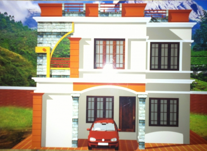 Must See Front Elevation - Gharexpert Gharexpert Front Elevation Picture