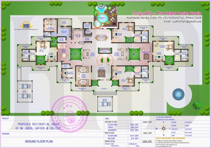 Must See Luxury House Plans Photos New Plans Also Huge Mansion Floor Plans Luxury House Plans Image