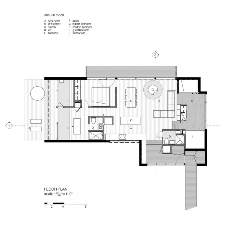 Must See Modern Cottage Plans Designs Rustic Cabin Floor Inspirational Modern Cabin Plans Pic