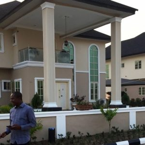 Modern Pictures Of Beautiful Houses In Nigeria