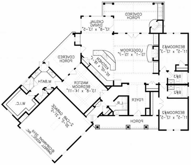 Outstanding 3 Bedroom Cottage House Plan Unique Cottage House Plans With 4 Cottage Unique Plans Photo