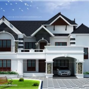 New American House Plans 2017