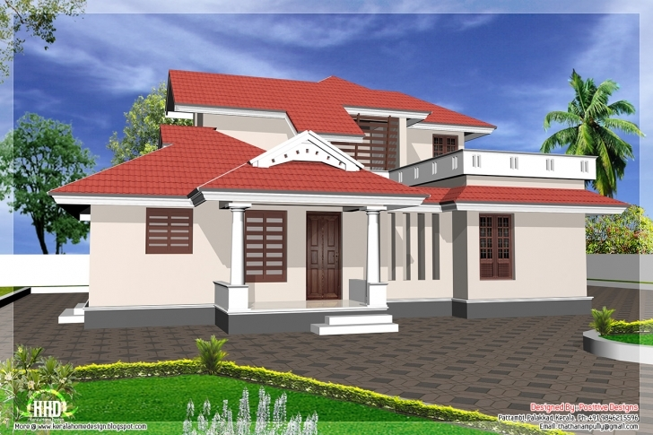 Outstanding Download House Model Design | Don-Ua Kerala Model Home Hd Image Download Pic