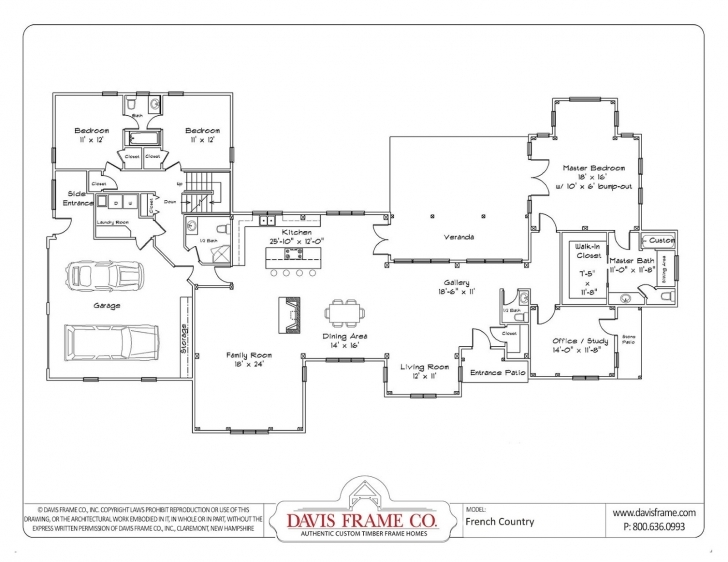 Outstanding Floor: Single Story Open Floor Plans Free Single Story House Floor Plans Pic