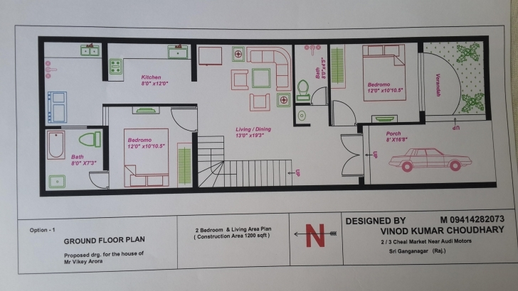 Outstanding House Map Design 20 X 60 Unique 30 Elegant Home Plan 15 X 60 15*60 House Map Image