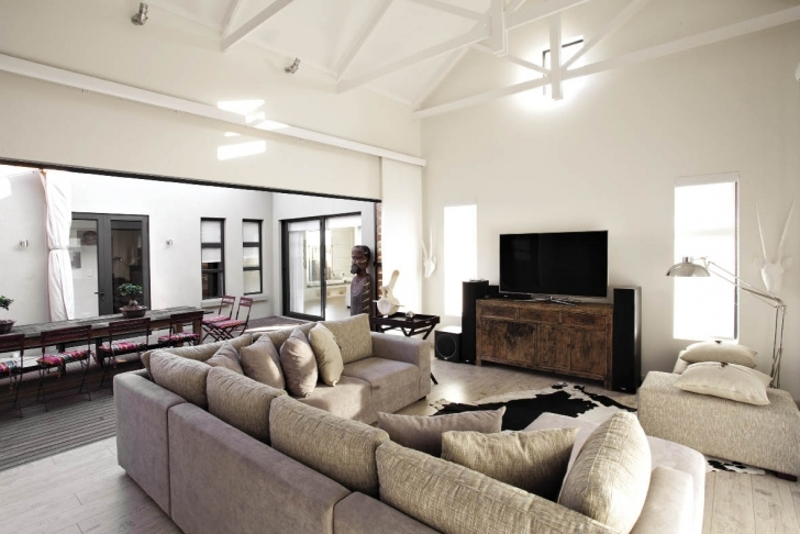 Outstanding Modern Farmhouse Modern South African Farm Houses Pic