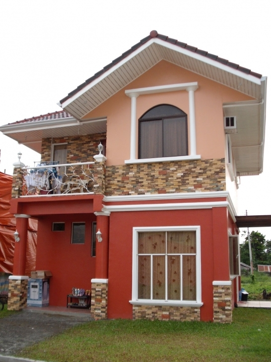 Picture of 100 Sqm Modern House Design Philippines | The Base Wallpaper House Design On 50*100 Photo