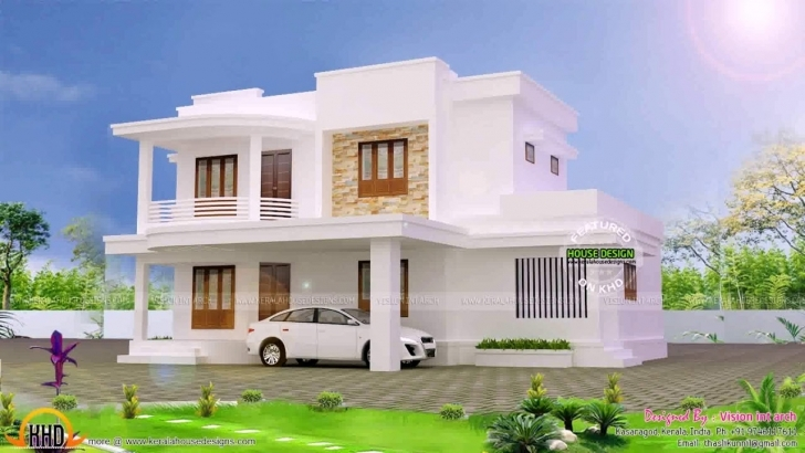 Picture of 3 Bedroom House Plans Below 15 Lakhs - Youtube House Design 15× Picture
