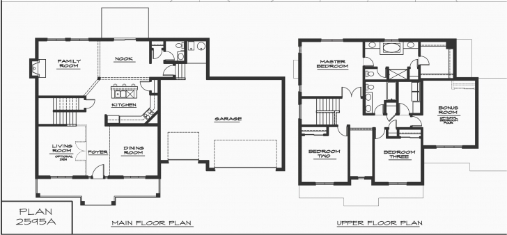 Picture of Contemporary 3 Bedroom House Floor Plans Unique - Best Bedroom 3 Bedroom House Floor Plans With Models Photo