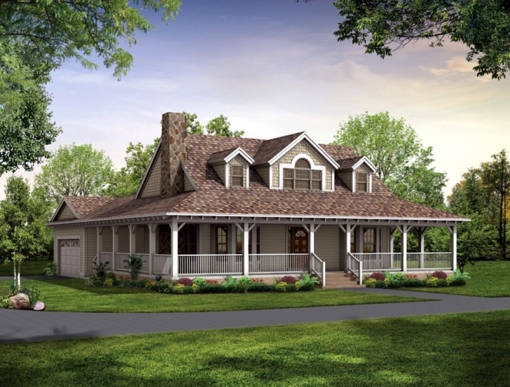 Picture of French Country House Plans Home Design Ideas Rustic Cottage Ranch Country House Plans Image
