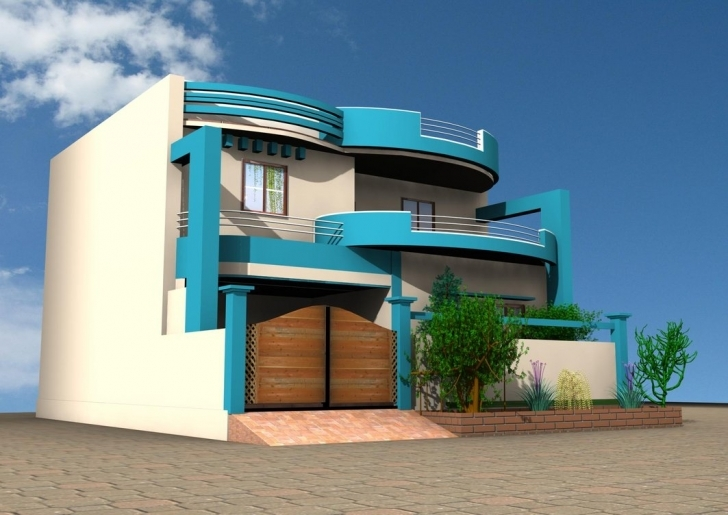 Picture of Home Design Front View - Mellydia - Mellydia Home Front Look Pic Picture