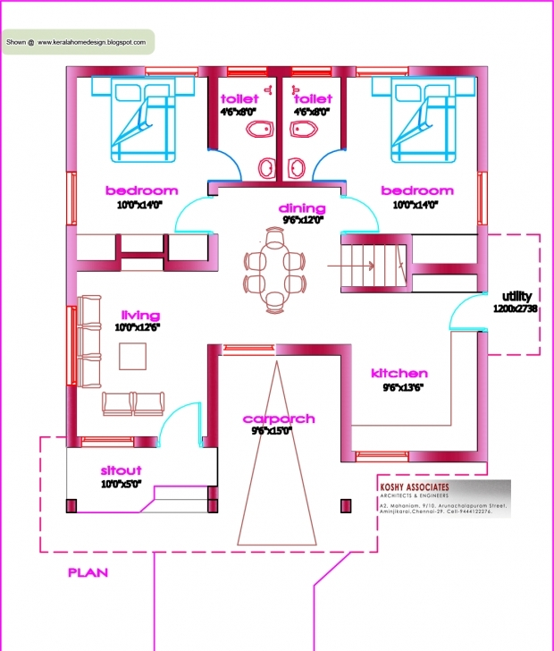 Picture of Home Design Plans For 1000 Sq Ft Ideas Remarkable House Bedroom With Home Design Plans For 1000 Sq Ft Pic