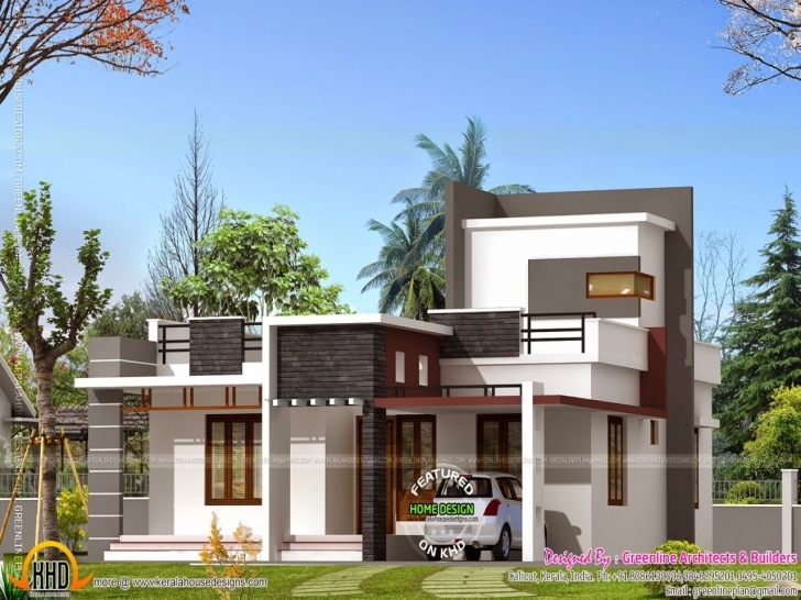 Picture of House: House Plans 1000 Sq Ft Simple House In 1000Sqft Photo