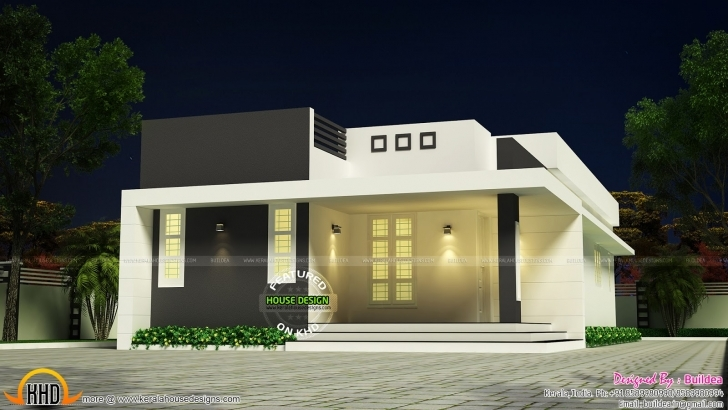 Picture of House Plan Simple And Beautiful Low Budget House Kerala Home Design Low Budget Modern 3 Bedroom House Design In Kerala Pic