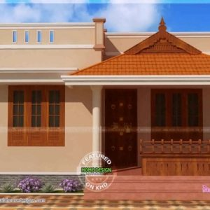 Indian Style Small House Images