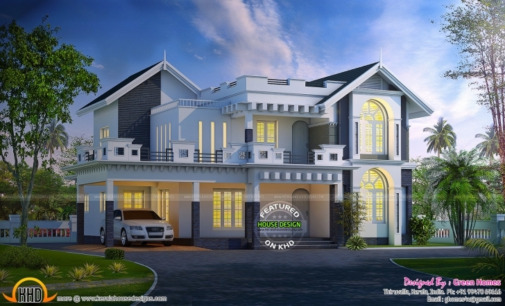 Picture of June 2015 - Kerala Home Design And Floor Plans Kerala House Designs And Floor Plans 2015 Picture