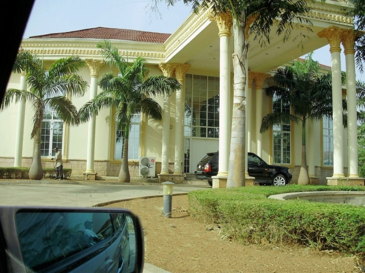 Picture of Mansions In Nigeria (Pics) - You Can Post More Pictures - Properties Most Beautiful Mansions In Nigeria Pic