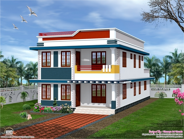 Picture of New House Front Designs Models - Homes Floor Plans Home Front Design Model Picture