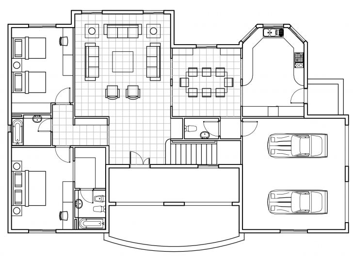 Popular 28+ Collection Of Autocad Civil 2D Drawing Free Download   High Autocad 2D Plan Free Download Photo