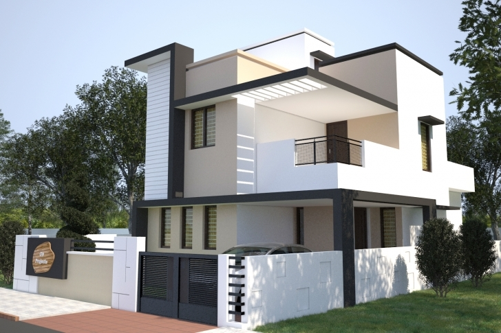 Popular Architectures : House Plans Front Elevation Youtube House Plan And Northfence House Front Elivation Image