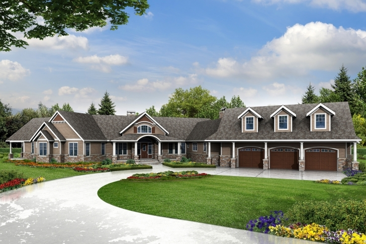 Popular Country House Plans - Country Home Plans - French Country House Country House Plans Picture