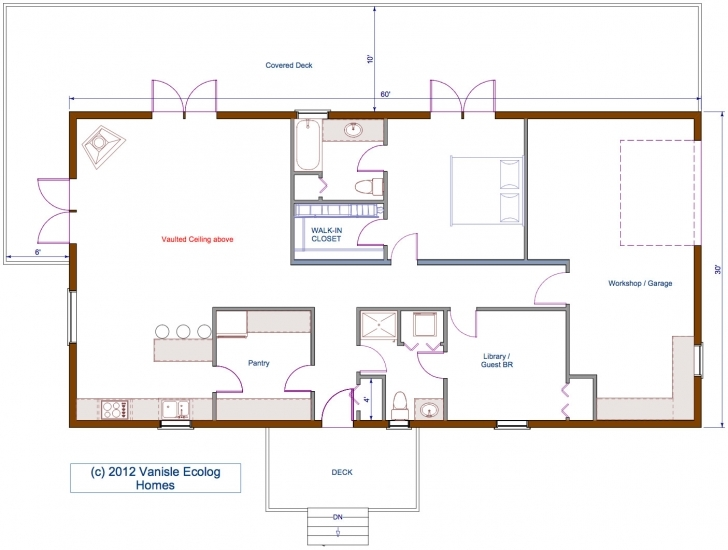 Popular Extraordinary Design Ideas 10 30 X Floor Plans House 24 22 Plan 27 Home Design 10×30 Image