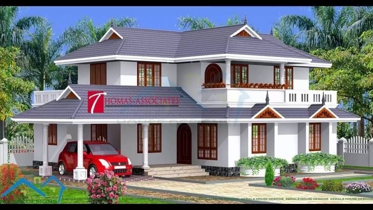 Popular Kerala House Model - Low Cost Beautiful Kerala Home Design - 2016 New House Model Kerala Pic