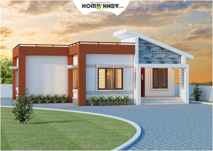 Popular Single Home Designs | Home Design Ideas 2Bhk Indian House Pic Picture