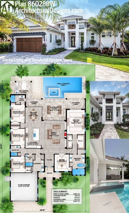 Remarkable 566 Best Homes With Great Outdoor Spaces Images On Pinterest 3D Images Of House Plans Inside And Outside Pic