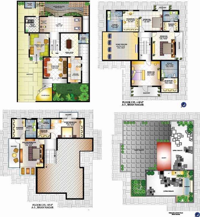 Remarkable 60 Lovely Stock Bungalow House Plans Indian Style | Hous Plans Bungalow Plans Image Picture