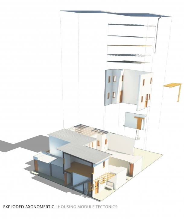 Remarkable A New Design For Rdp Housing In South Africa?   Our Future Cities Rdp House Plan Example Photo