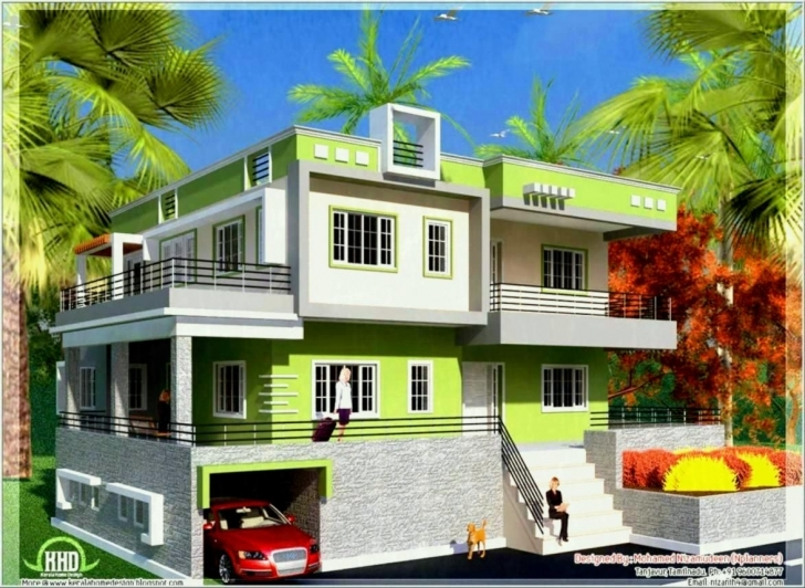 Remarkable Awesome Home Design Small House Front View Opulent Ideas Stylish Home Front Stylish Image Photo
