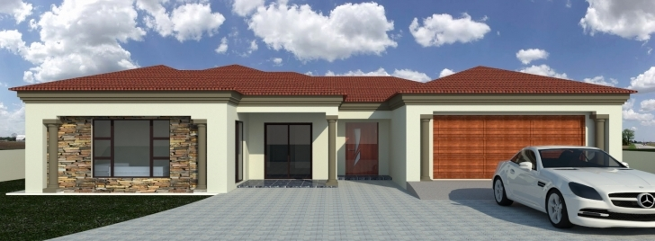 Remarkable House Plans 3 Bedroom And Double Garage Beautiful Best 3 Bedroom 3 Bedroom House With Double Garage Image