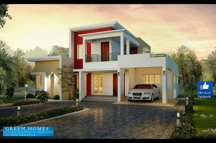 Remarkable House Plans For 3 Bedroom Houses | The Best Wallpaper Of The Furniture 3Bedroom Modern House Photo