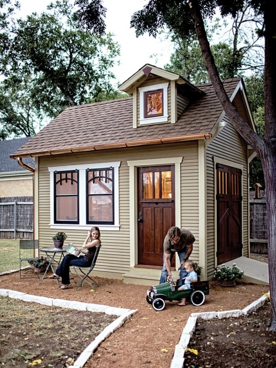 Remarkable Http://tinyhouseswoon/craftsman-Bungalito/ | Dream Cottages Tiny House Swoon Photo