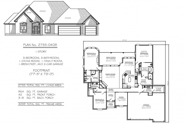 Splendid A Frame House Plans Small Or Simple 3 Bedroom House Plans 3D Without House Plans South Africa 3 Bedroomed With Garage Picture