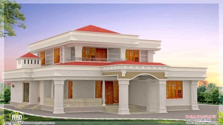 Splendid House Front Design Indian Style - Youtube Home Front Design In India Image