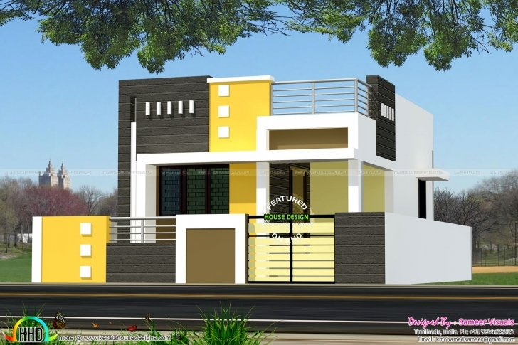 Splendid Inspirations: 1100 Sq Ft New 2017 Model Of Building Plan Ideas House Design 2017 With Floor Plan Photo