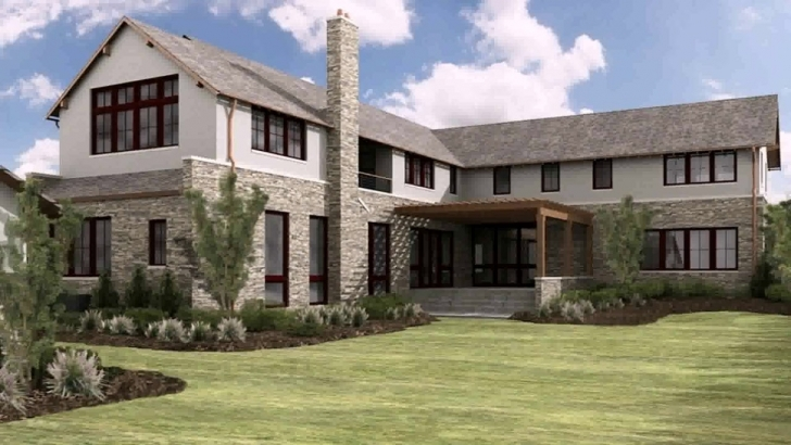 Splendid L Shaped House Plans With Pictures - Youtube L Shaped House Pictures Image