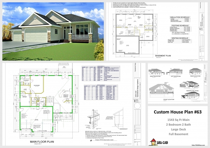 Stunning Autocad House Plans - Building Plans Online | #77970 House Complete Plans And Designs Picture