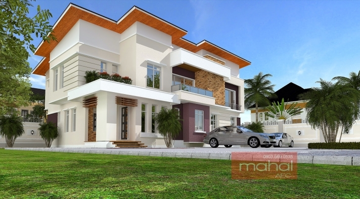 Stunning Contemporary Nigerian Residential Architecture Modern Building Design In Nigeria Picture