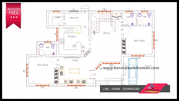 Stunning Download Low Budget Free Kerala House Plans And Elevationreal Estate Kerala House Plans And Elevations Pic