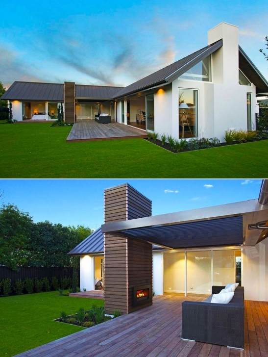 Stunning House Design | Architecture/prefabs/green/modern/interior Design L Shaped House Pictures Picture