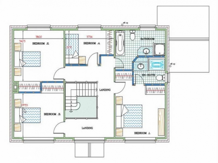 Stunning House Plan 2D Autocad House Plans Residential Building Drawings Cad Autocad 2D Plans For Houses Photo