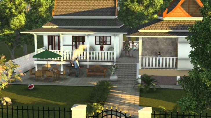 Stunning Thai House Design Ideas - Youtube Modern House In Thailand Picture