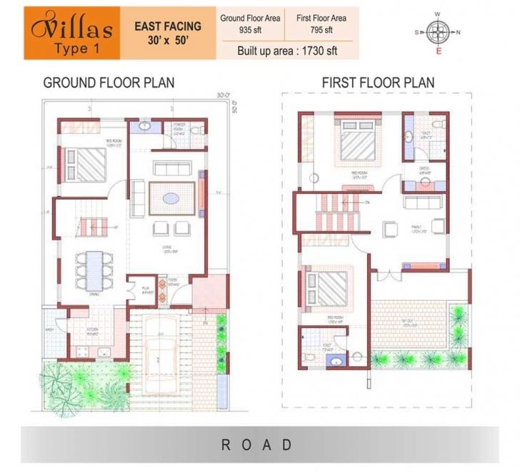 Stunning Welcome To Ltg Infrastructure Ltd 30X50 East Facing House Plans Image