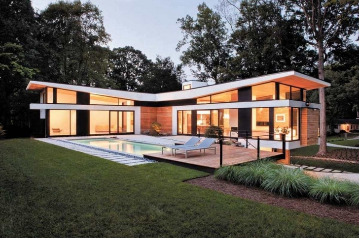 Top 15 Best Roofing Materials: Costs, Features And Benefits | Roofcalc Modern House Roofings Picture