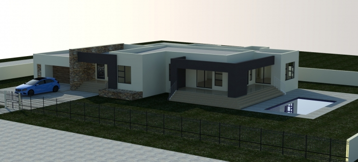 Top 2 Bedroom House Plans Garage South Africa Awesome Best 3 Bedroom 2 Bedroom House Plans With Double Garage In South Africa Picture