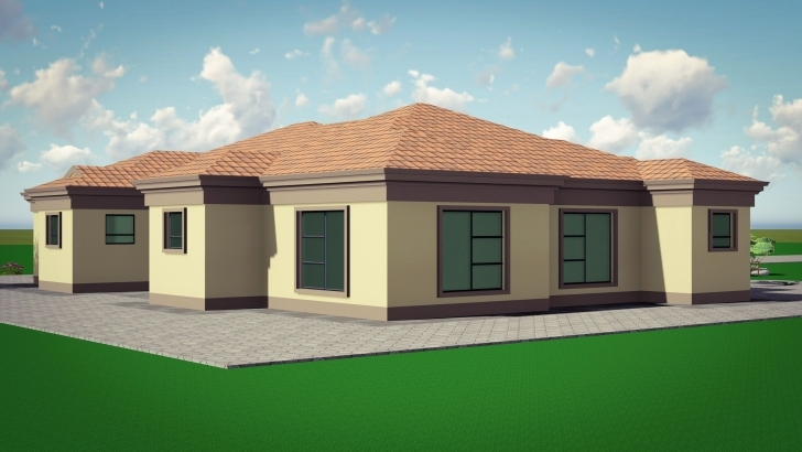Top House Plans For Sale Za Elegant Beautiful 4 Bedroom House Plan In Sa Sa House Plans With Photos Image